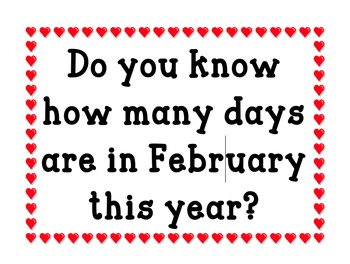 Question of the Day - Year long bundle