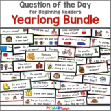 Question of the Day Graphing Questions Yearlong Bundle