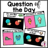 Digital Question of the Day for Google Drive