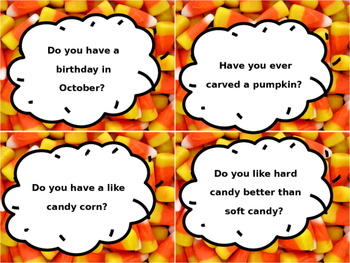 Question of the day-October