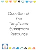 Question of the day/week