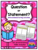 Question or Statement Sort