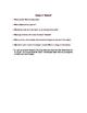 Question packet for Cajas de Carton (The Circuit) by Francisco Jiménez