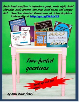 Question with 2 Feet for Fun and Understanding - BUNDLE