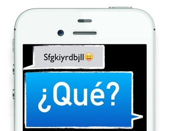 Question words Spanish (includes duplicate slides with English translation)