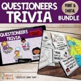 Questioneers Trivia | Digital and Printable Bundle | Rosie