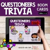 Questioneers Trivia Game | Digital BOOM Cards | Rosie, Igg