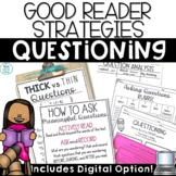 Asking Questions Activities and Task Cards