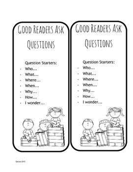 Questioning Bookmarks