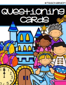 Questioning Card Pack