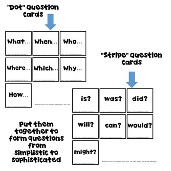 Questioning Game! Grades 2-5!