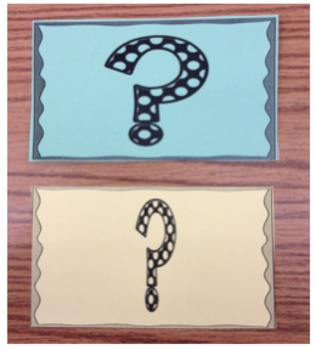 Questioning Interactive Notebook Pack
