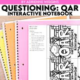 Questioning Interactive Notebook: QAR/Stoplight ?s