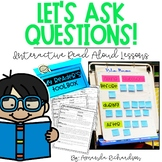 Asking Questions Reading Strategy Interactive Read Aloud Lessons