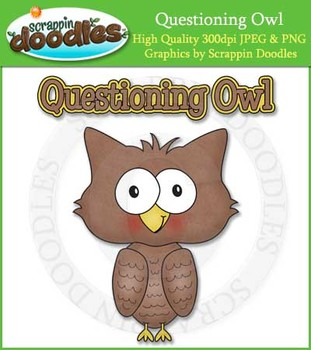 Questioning Owl Reading Strategy