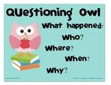 Questioning Owl