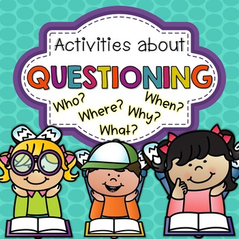 Questioning-Asking Questions When We Read