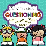 Questioning-Reading Strategies Packet