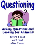 Questioning Poster and Handout
