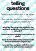 Questioning Posters: 10 different levels of questioning