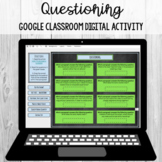 Questioning Practice: Google Classroom Digital Activity [S
