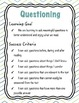 Questioning - Reading Strategy - Asking Questions Resource