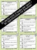 WH Questions Speech Therapy Game: Answering When, Why, and How Questions