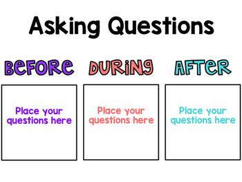 Questioning Work Mat
