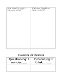 Questioning and Inferencing Differentiated Charts
