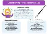 Questioning for assessment Poster II