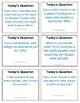 Questions 4 Kids Galore (like bellringers)