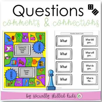 SOCIAL SKILLS: Questions, Comments, and Connections