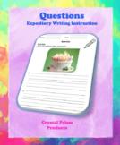 Questions (Hochman Method Aligned Resource for Elementary School)