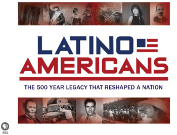 Questions: PBS Latino Americans - Ep. 3 War and Peace