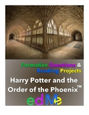 edMe Projects & Questions for Harry Potter and the Order o