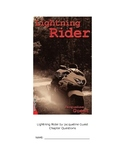 Questions for Lightning Rider by Jacqueline Guest