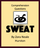 """Questions for Zora Neale Hurston's """"Sweat"""""""