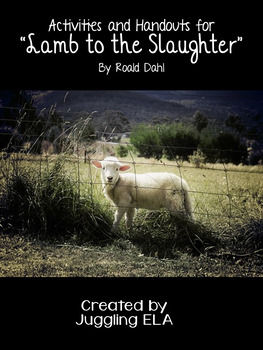 lamb to the slaughter persuasive
