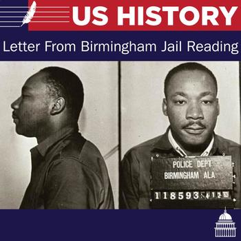 Questions from a Letter from Birmingham Jail