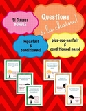 Questions à la Chaîne (Si Clauses Bundle): Whole-Class Speaking Activities