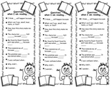 Questions to Ask While Reading