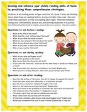 Questions to Enhance Comprehension