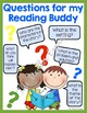 Questions to ask during Reading Posters and Student Response Sheet