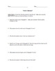 """Questions with Answer Key for """"Fish Cheeks"""" by Amy Tan"""