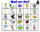 Qui es-tu?  French Guess Who Game