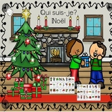 Qui suis-je?-Noel (FRENCH Guess Who Christmas Oral Language Game)