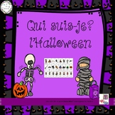 Qui suis-je?-l'Halloween (FRENCH Guess Who Halloween Oral Language Game)
