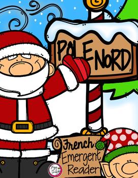 Qui vit au Pôle Nord? French Emergent Reader