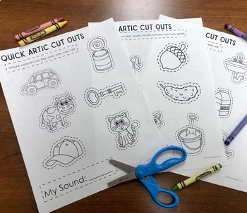 Quick Artic Cut Outs