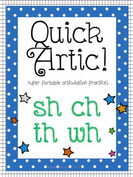 Quick Artic! Digraphs